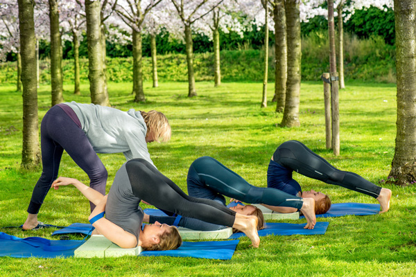 YOGA SUNANDA | Yogakurse | Yoga für Kleingruppen