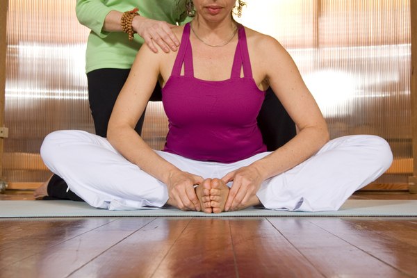 YOGA SUNANDA | Ursula Birchler | Coaching Yoga Einzelstunde