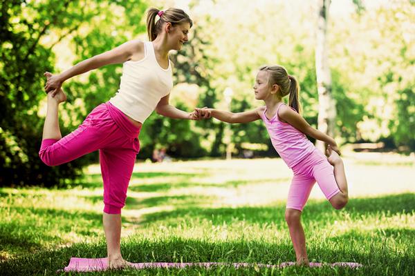 YOGA SUNANDA | Yogakurse | Hatha Yoga für Kinder