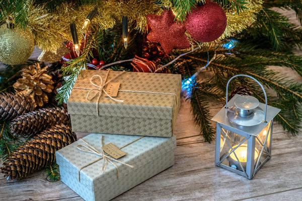Weihnachten-Geschenkgutschein