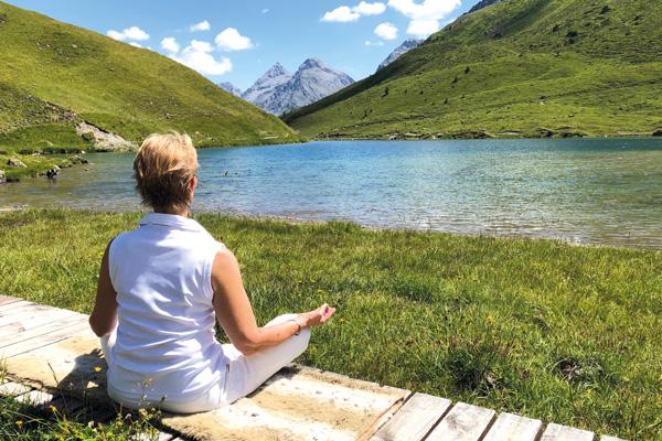 Meditation mit Ursula Birchler - Kraft der Gedanken